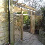 Pergolas and Fencing